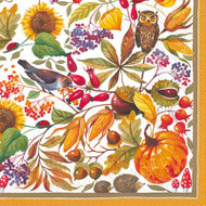 Autunno Paper Cocktail Napkin