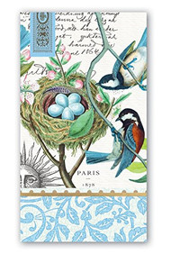 Bird Nest Hostess Paper Napkins