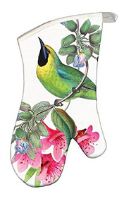 D&M Bird Song Oven Mitt