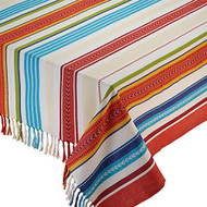 "D.I.D. Navajo Tablecloth 60"" x 84"""