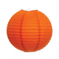 "Mango Orange 8"" Paper Lantern - Set of 2"