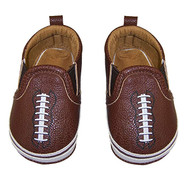 Baby Boys Football Slip on Shoes