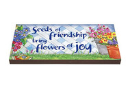 Seeds of Friendship Art Paver