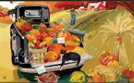 Pumpkin Truck MatMate