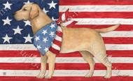 Patriotic Pup MatMate