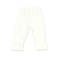 Baby Girls Cream Lace Legging
