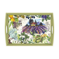 Campagna Large Decoupage Wooden Tray