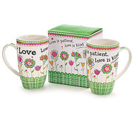 Love Sentiment Mug