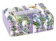Lavender Rosemary Set of 2 Boxed Single Soaps