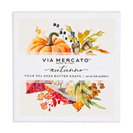 Autunno Gift Soap Set - Set of 4