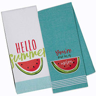 Watermelon Dish Towels - Set of 2