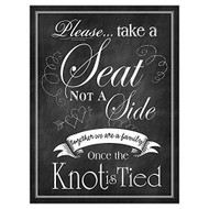 Wedding Seat Chart Poster, Wedding Reception Supplies, Seating Chart, Wedding