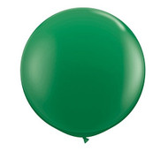 "Qualatex 36"" Green Latex Balloon"