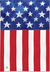 Stars and Stripes Garden Flag, Summer Flag, Patriotic Flag