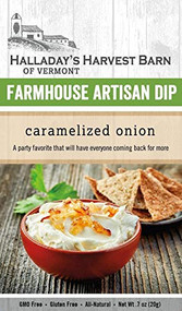 Artisan Dips Carmelized Onion and Spinach Artichoke Pkg of 2, onion dip,