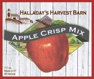 Apple and Fruit Topping Mix Pkg of 2, Apple Crisp, Fruit Crisp