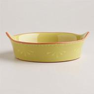 Green Tapas Plate