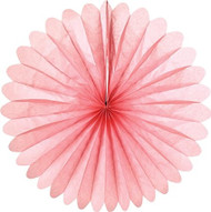 Pink 19 Inch Paper Daisy Decoration