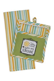 My Sunshine Potholder Gift Set