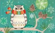 Winter Owl MatMate