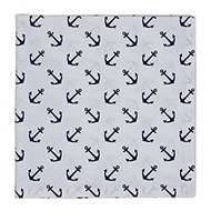 Anchors Away Printed Cloth Napkin- Set of 4