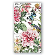 Michel Design Works Peony Hostess Paper Napkins