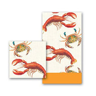 Michel Design Works Lobster Hostess Paper Napkins