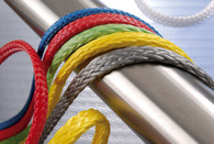 Pure Dyneema - Standard Core 16 Plait Tightened Coated