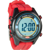 Ronstan ClearStart Sailing Watch - 40mm - Red