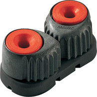 Small Carbon Fibre Cam Cleat Red