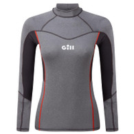 Womens Pro Rash Vest Long Sleeve