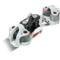 Series 19 I Beam - Loop top, Single Control Sheaves & Cam Cleats