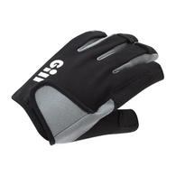 Deckhand Gloves - Short Finger Black
