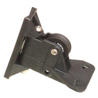 PYF101 Black Swivel Control Cleat