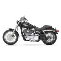 Dyna Slim Motorcycle Swing Arm Bag 2