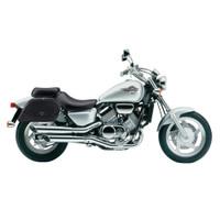 Honda VF750C Magna 750 Warrior Series Medium Leather Saddlebags