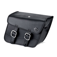 Kawasaki Vulcan 1500 Classic Thor Series Small Leather Saddlebags
