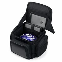 Medium Back Rest Sissy Bar Bag (1,800 cubic inches) 4