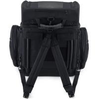 Medium Back Rest Sissy Bar Bag (1,800 cubic inches) 7