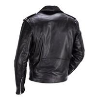 Nomad Classic Leather Biker Jacket for Men 2