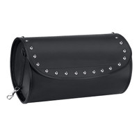 Nomad Revival Series Large Studded Sissy Bar Bag Solo Bag
