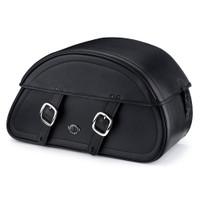 Suzuki Boulevard C90 Rondo Leather Saddlebags