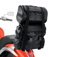 Viking Aero Medium Expandable Sissy Bar Bags 2,700-3200 Cubic Inches 1