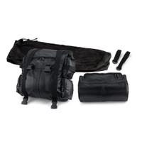 Viking Aero Medium Expandable Sissy Bar Bags 2,700-3200 Cubic Inches 2
