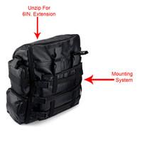 Viking Aero Medium Expandable Sissy Bar Bags 2,700-3200 Cubic Inches 5