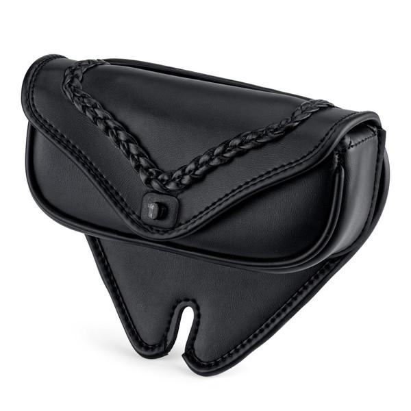Viking Braided Windshield Bag