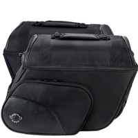Viking Cruise Large Slanted Saddlebags 3
