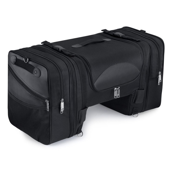 Viking Expandable Cruiser Seat and Tunnel Bag