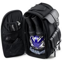 Viking Extra Large Plain Sissy Bar Bag 4,553 Cubic Inches 2