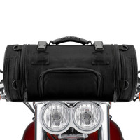 Viking Handle bar Bags 1,216 cubic inches 1,472 (expanded)